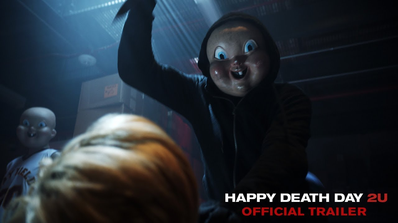 Trailer de Happy Death Day 2U