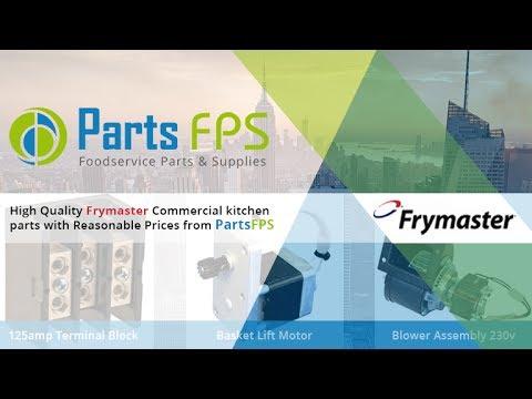 Frymaster Deep Fryer Parts | Food service Parts - PartsFPS