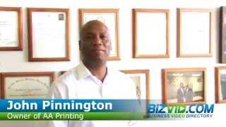AA Printing