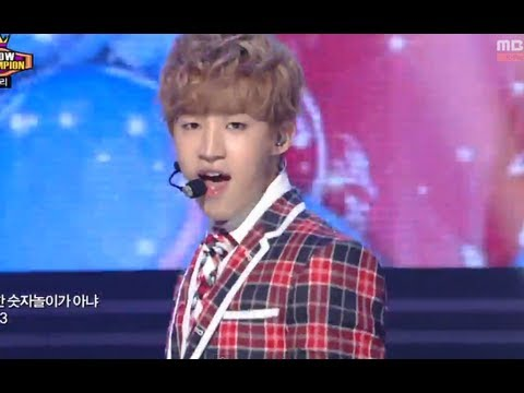 Henry - I Love You, 헨리 - 1-4-3, Show Champion 20130911