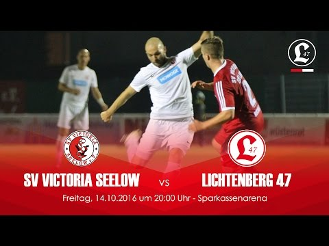 SV Viktoria Seelow - SV Lichtenberg 47 (NOFV-Oberliga Nord) - Spielszenen   SPREEKICK.TV