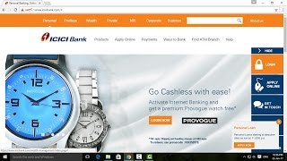 How to Register ICICI Bank Internet Banking (Offline Mode) - Tamil Banking