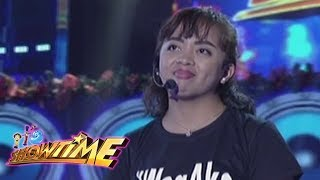 It's Showtime: Donna's ultimate 'hugot' for her ex-boyfriend James