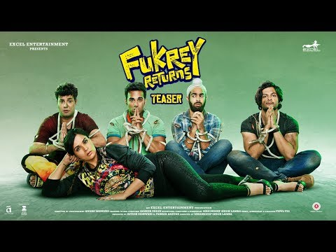 UpcomingFukrey Returns