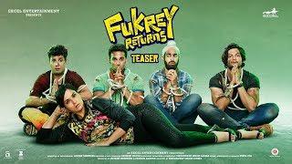 Fukrey Returns Teaser  Pulkit Samrat   Varun Sharma   Manjot Singh   Ali Fazal   Richa Chadha