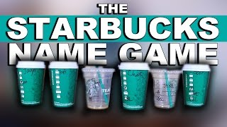 THE STARBUCKS NAME GAME (JackAsk #73)