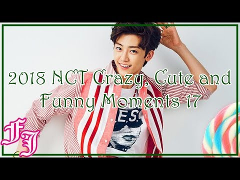 2018 NCT Crazy, Cute and Funny Moments 17