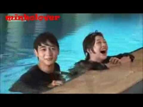 MinHo's Laugh 3 with Sulli [Minsul Moments]