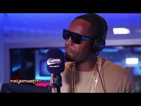 Safaree Freestyles On Westwood TV