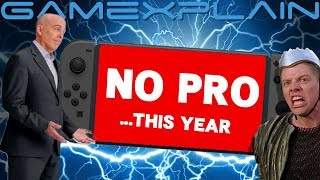 Nintendo Dashes Hopes of Switch Pro This Year