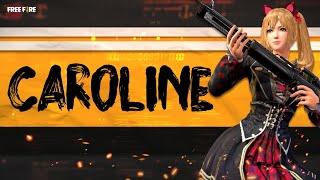 Novo Personagem - Caroline