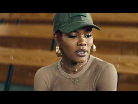 """Kids Foot Locker """"Generations"""" is a video series featuring stories of people from different generations connecting through sneaker culture. In Episode 1, star musician, dancer, choreographer, actress, entrepreneur, and mother Teyana Taylor shares her back story, inspiration, and passion for sneakers, music, and dance with young fans."""