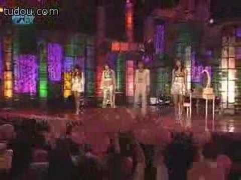 Cheong Shang Ji Hee The Grace 070515 Live Show Rank-그 사람...