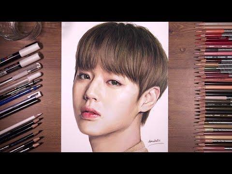 워너원 Wanna One: 박지훈 Park Ji Hoon   drawholic