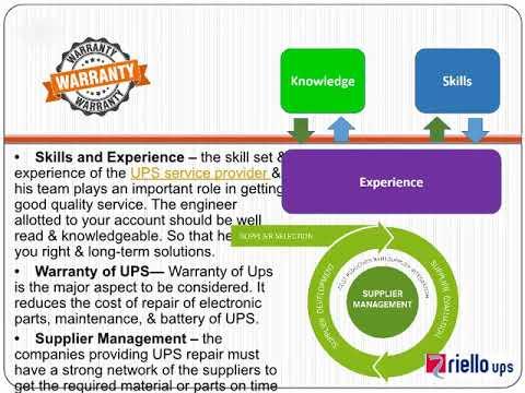 Industrial UPS Repair Service in India