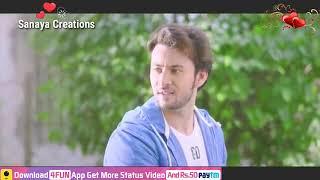WhatsApp love Status Best romantic status ❤ Best Whatsapp Status Video 😘 Beautiful status 😍1