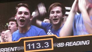 #1 KU vs #2 OU Basketball Tip-Off Video  1-4-16