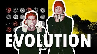 The Evolution of Twenty One Pilots: Discography Review