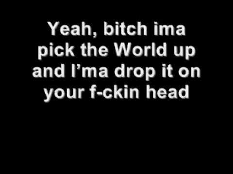 Baixar Drop The World Lyrics - Lil Wayne ft. Eminem