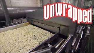 How McDonald's Makes Its Fries (from Unwrapped) | Food Network