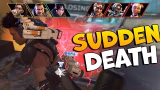 These are the tryhard Arena games you've been waiting for! - APEX LEGENDS