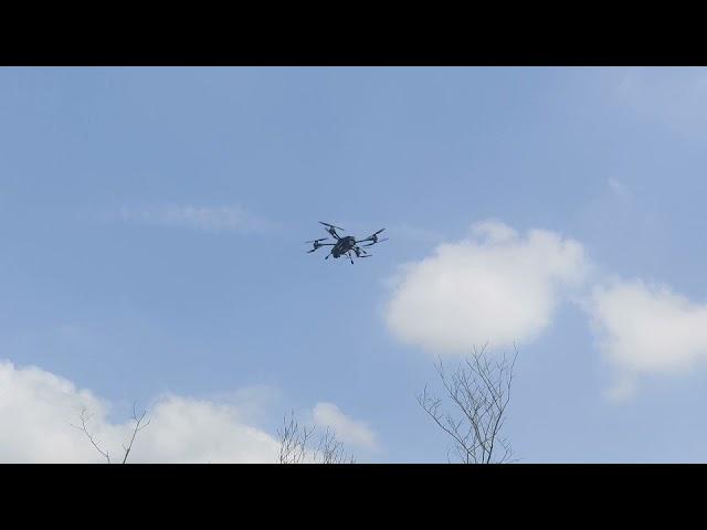 中警無人機隊成立創新AI運用、維安加乘