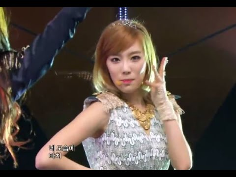 Girls' Generation - The Boys, 소녀시대 - 더 보이즈, Music Core 20111022