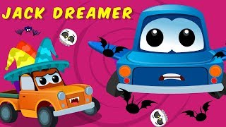 Jack Dreamer | Nursery Rhymes | Children Song Video For Kids | Little Red Car