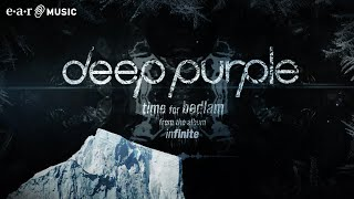"""Deep Purple """"Time For Bedlam"""" Official Lyric Video from the new album """"inFinite"""""""