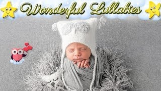 Super Soft Piano Lullaby Baby Sleep Music Berceuse ♥ Relaxing Calming Kids Hushaby ♫ Sweet Dreams