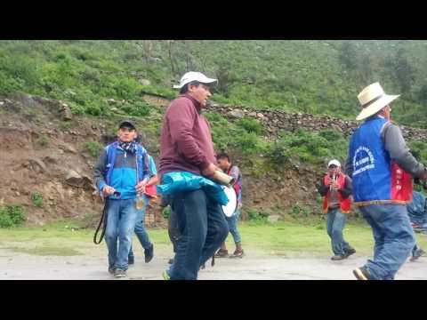 Carnaval santiago de Chocorvos 2017 ~ Comparsa Familia Huaroto.