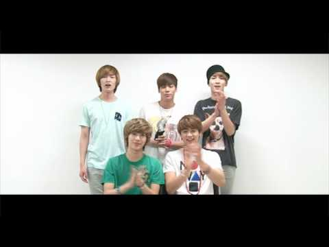 Digital Music App for Smartphone 'Genie'_SHINee Promotion Clip