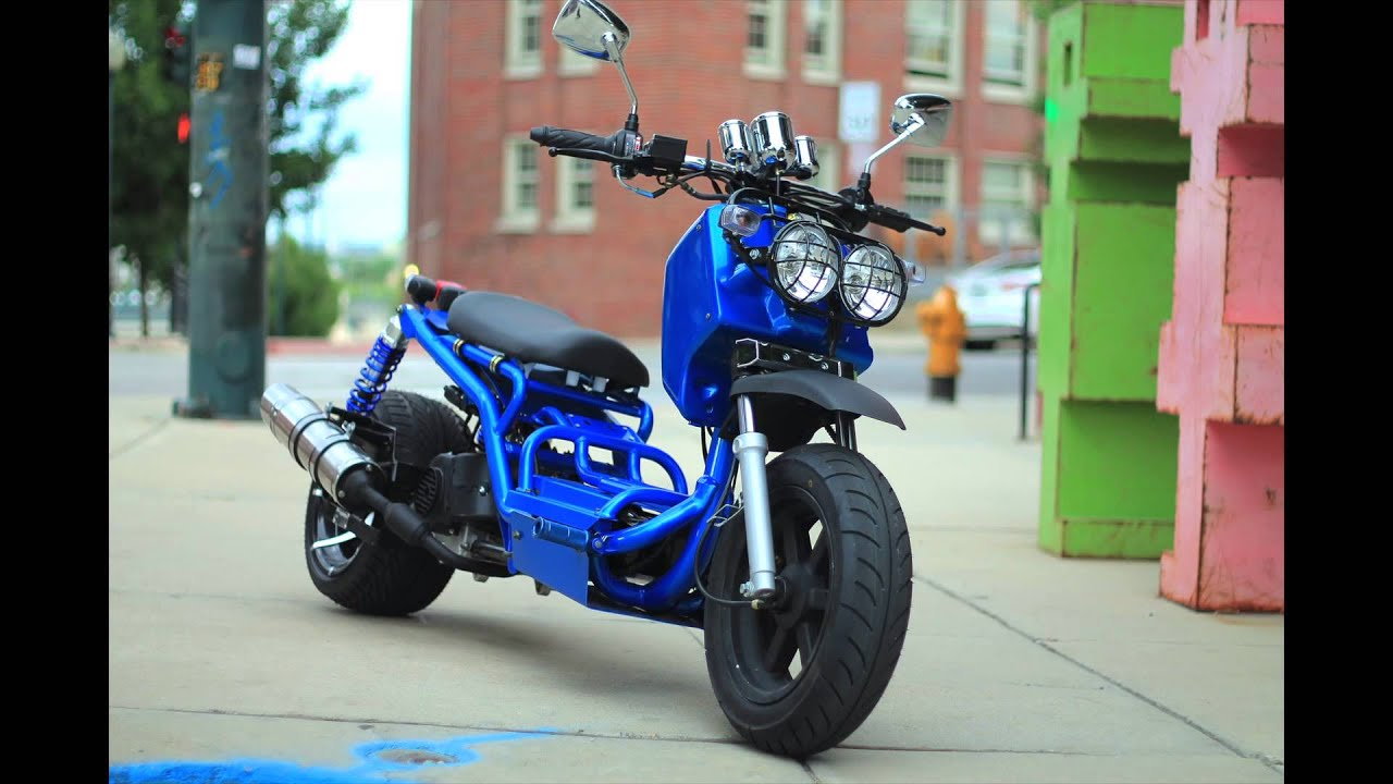 Custom Honda Ruckus For Sale | Auto Car Update