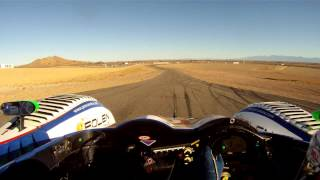 Willow Springs Pescarolo 01 LMP1 Lap Record 1:22.274 by Fast Toys