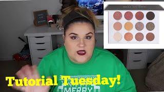 Red and Glam Smokey Eye! *Tutorial Tuesday*