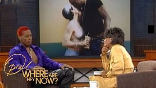 The 4 Biggest Changes in Dennis Rodman's Life | Where Are They Now | Oprah Winfrey Network