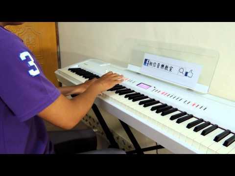 兩個爸爸片尾曲-劉若英《幸福不是情歌》 孟儒老師鋼琴演奏版