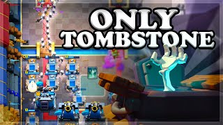 🧀 WINNING with ONLY TOMBSTONE (not clickbait) 🧀