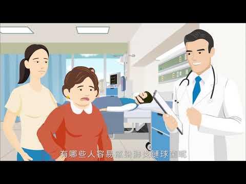 李慶雲文教基金會「保護肺城大作戰」衛教動畫影片