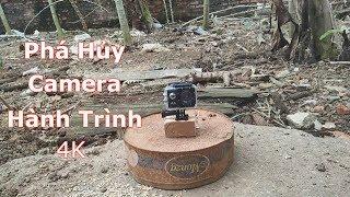 (Vlogs Số 1) Phá Hủy Chiếc Camera Hành Trình 4k Cực Gắt...