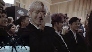 SuperM Reaction to 'Jopping' MV @SuperM Premiere Event