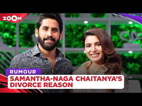 Is Samantha's bold role the reason behind her alleged separation with Naga Chaitanya?