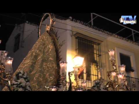 Procesión de la Virgen de la Oliva de Salteras