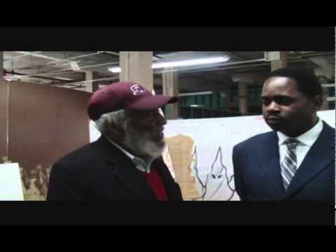 Dick Gregory Comments on Ferguson's MLK Performace