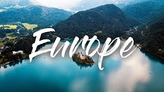A summer road trip in Europe