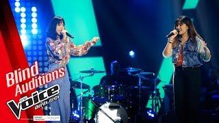 น้ำอุ่น&เมย์ - ก่อนฤดูฝน - Blind Auditions - The Voice 2018 - 17 Dec 2018