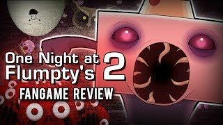 One Night at Flumpty's 2 - Fangame Review