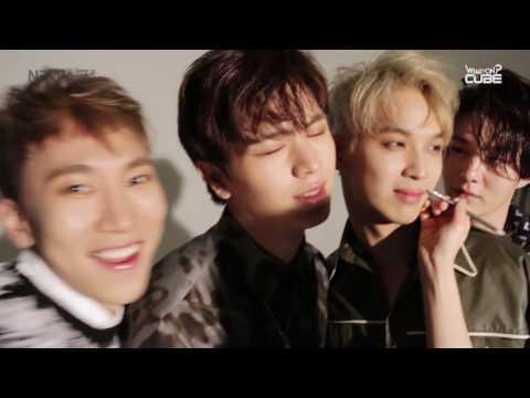BTOB(비투비) - 9th Mini Album 'NEW MEN' 재킷 촬영 비하인드 (Jacket making behind)!