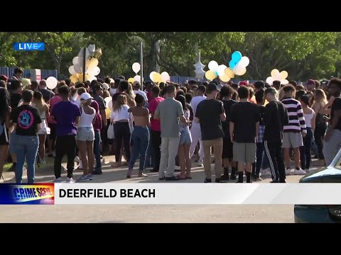 Fans remember XXXTentacion at vigil a day after fatal shooting