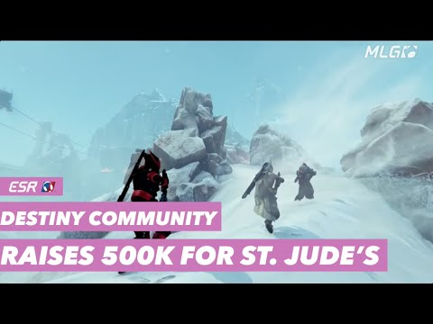 Destiny Community Raised 500k for St. Jude's